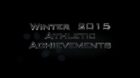 Thumbnail for entry Providence Catholic Winter Athletic Achievements