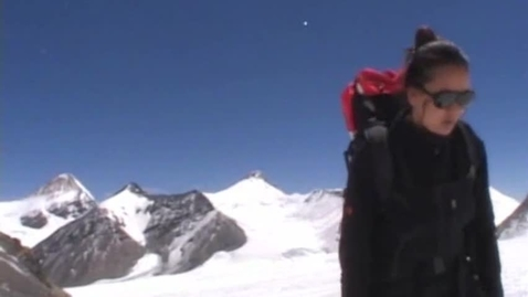 Thumbnail for entry Charter Oak Parent Climbs Mount Everest