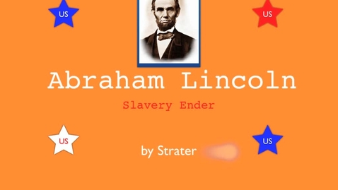 Thumbnail for entry Abraham Lincoln