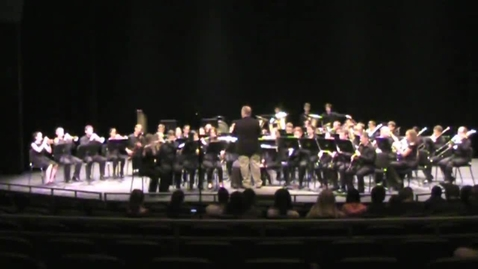 Thumbnail for entry LWHS Wind Ensemble: Resumption March