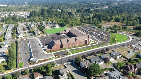 Thumbnail for entry Elementary #16 Drone Footage Site Progress September 2021