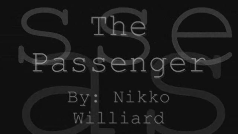 Thumbnail for entry The Passenger photo story