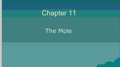 Thumbnail for entry Mr. Matchell Mole introduction podcast
