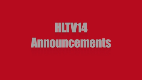 Thumbnail for entry 10-12-21 Daily Announcements
