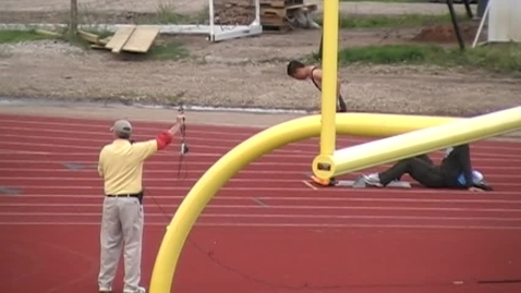 Thumbnail for entry 2010 League 4x100 School Record