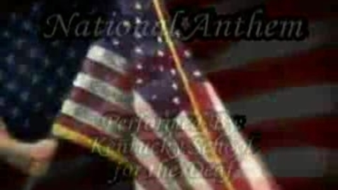 Thumbnail for entry National Anthem by KSD