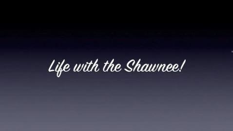 Thumbnail for entry Shawnee iMovie
