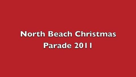 Thumbnail for entry North Beach Christmas Parade