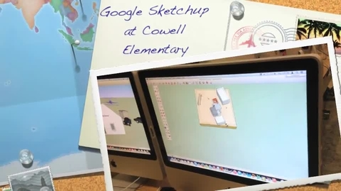 Thumbnail for entry Google Sketchup in Action