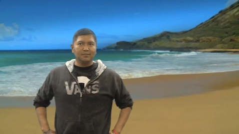Thumbnail for entry green screen test