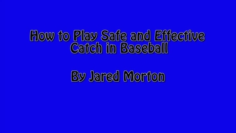 Thumbnail for entry How To - Jared Morton