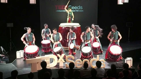 Thumbnail for entry Yamato - the drummers of Japan [倭] at TEDxSeeds 2012