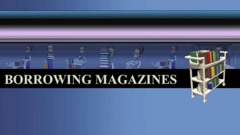 Thumbnail for entry Orientation - Magazines @the CMS_lmc