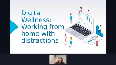 Thumbnail for entry Digital Wellness