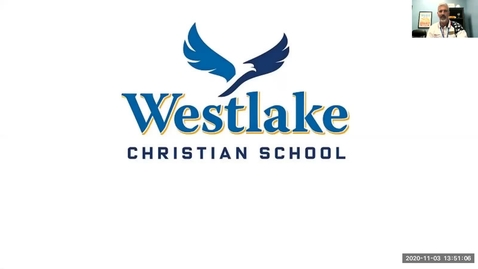 Thumbnail for entry Westlake Christian School-Mock Election Results 11/3/2020