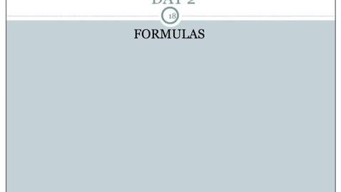Thumbnail for entry Kleinsmith Unit 5 Bonding FORMULAS