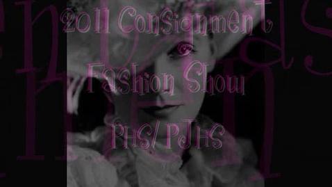 Thumbnail for entry 2011 Fashion Show
