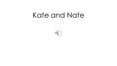Thumbnail for entry Kate and Nate