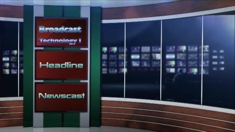 Thumbnail for entry Headline Newscast