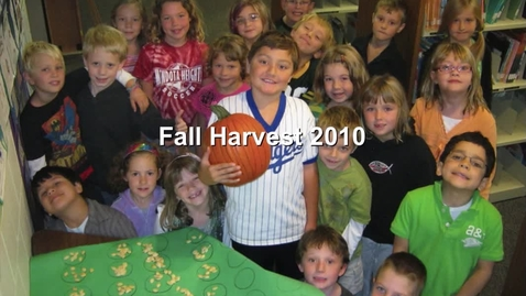 Thumbnail for entry Fall Harvest Fun 2010