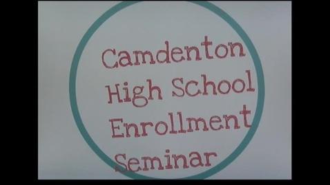 Thumbnail for entry CHS Enrollment Part 1