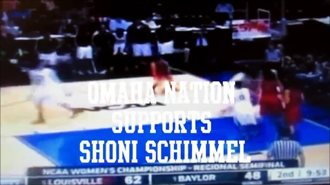 Thumbnail for entry Omaha Tribal Community Response to Shoni Schimmel