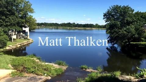 Thumbnail for entry Matt Thalken Assignment #1