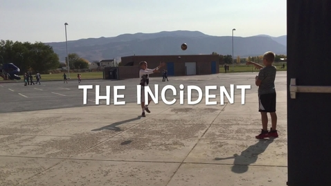 Thumbnail for entry The Incident