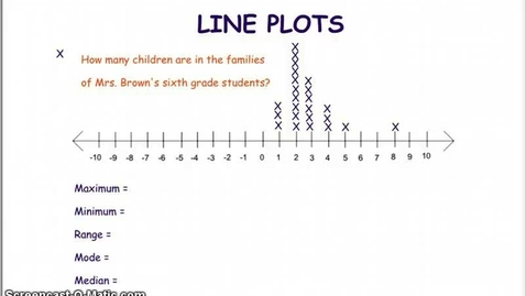 Thumbnail for entry Line Plots