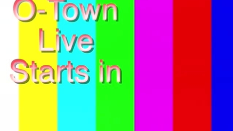 Thumbnail for entry O-Town Live 5/13/14