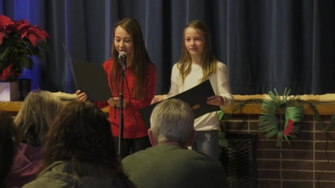 Thumbnail for entry Bechwood Knoll Elementary holiday Concert 2019