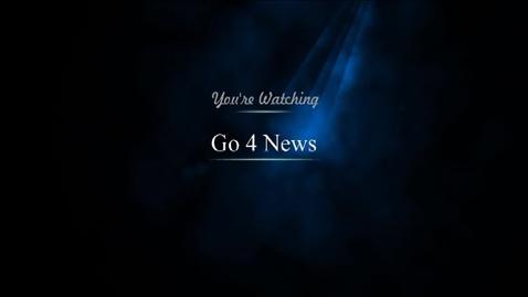 Thumbnail for entry 3-1-13 Go 4 News