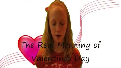 Thumbnail for entry Happy  Valentines Messages