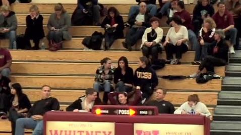 Thumbnail for entry RHS vs. WHS Girls Basketball, pt. 2