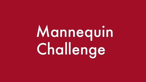 Thumbnail for entry Mannequin Challenge- Peabody High School