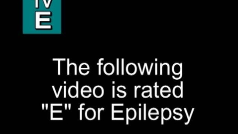 Thumbnail for entry Epilepsy: The Unexpected Killer