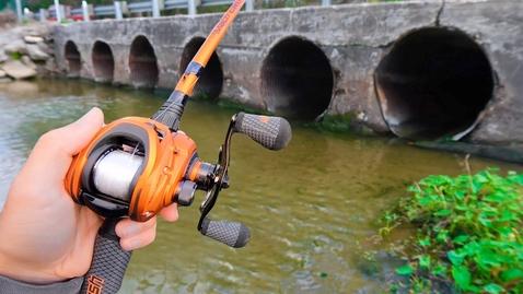 Thumbnail for entry I CAUGHT MY PB BASS (While Kayak Fishing)