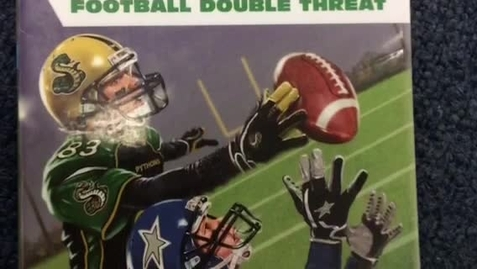 Thumbnail for entry Football Double Threat
