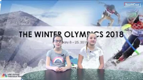 Thumbnail for entry Conway Connection, episode #30, 2/1/18, Winter Olympics