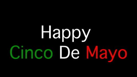 Thumbnail for entry Cinco de Mayo Top 3 Inventors