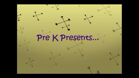 Thumbnail for entry PreK Presents Mrs. Mixon's Class