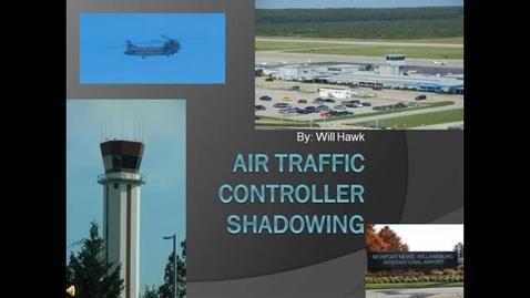 Thumbnail for entry Will's ATC Internship