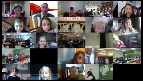 Thumbnail for entry HES December All School Assembly