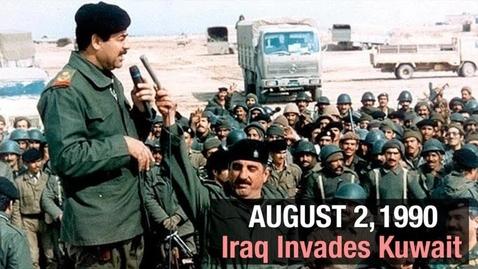 Thumbnail for entry Gulf War History Project: Thomas Gershanik