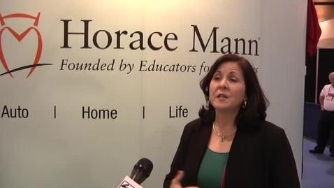Thumbnail for entry Jackie McGrail: Horace Mann Companies