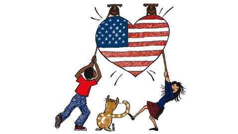 Thumbnail for entry Oh, I Love America - MusicK8.com Singles Reproducible Kit