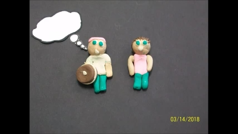 Thumbnail for entry 2018 JMS Donut Love Claymation