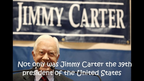Thumbnail for entry President Jimmy Carter - Engineer