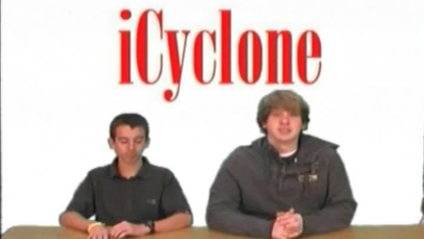 Thumbnail for entry iCyclone Nov. 9-15