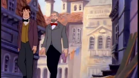 Thumbnail for entry Animated Hero Classics -  Louis Pasteur
